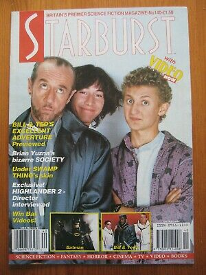Starburst Magazine #140, April 1990