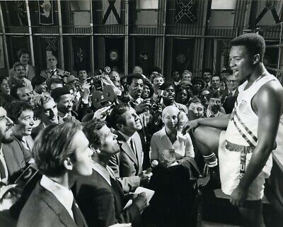 USA Sports Cassius Clay in The Greatest Muhammad Ali Old Photo 1977 #2