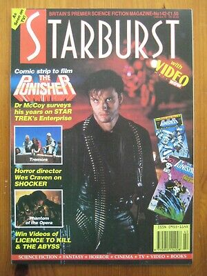 Starburst Magazine #142, June 1990