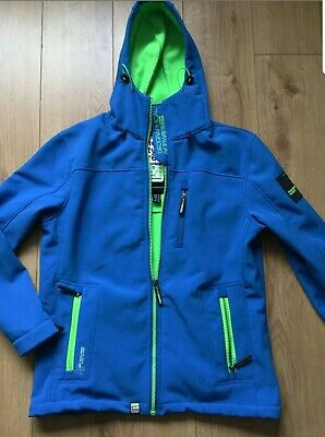 Geographical Norway Mens Blue Professional Jacket Technical Equipment XL UK