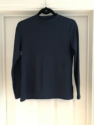 M&S Size 12 Long Sleeved Top
