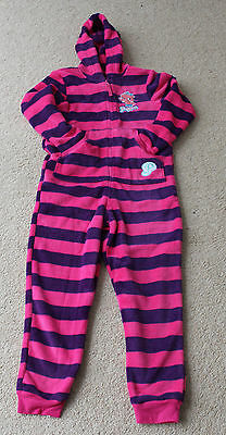 M&S Girls Moshi Monsters Poppet One Piece Pyjamas Jumpsuit Age 9-10 Years