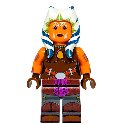 Custom LEGO Star Wars Minifigure Ahsoka Tano
