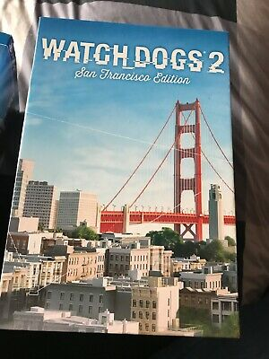 Watch Dogs 2 San Fransisco edition PS4 (No DLC)