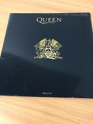 Queen Greatest Hits Volume 2 II Vinyl Album