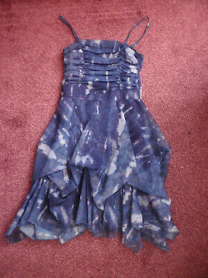 Girl's summer/party dress. M&Co - Age 10-11 years