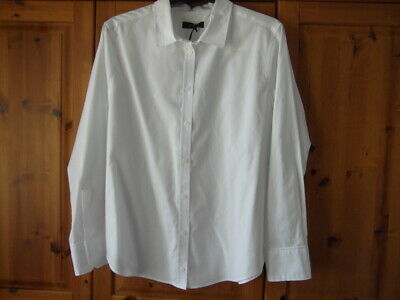 m&s (Autograph) nwt a size 16  and White in colour Shirt