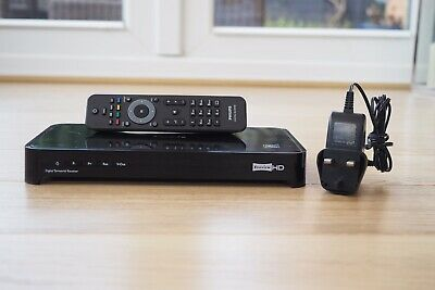 Philips HD digital receiver DTR 5520 High Definition Freeview