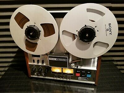 TEAC A-3300SX 2T Reel to Reel Stereo Mastering Tape Recorder