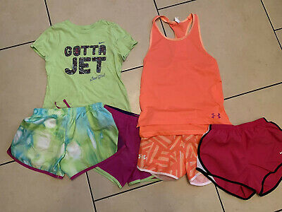 💖💖Girls Nike & Under Armour  Sports Set Age 10-12💖💖