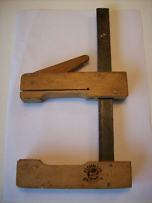 Old Musical Instument Makers Clamp Tool Klemmsia Zwinge Woodworking