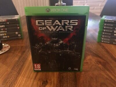 Gears of War Ultimate Edition xBox One Great Condition