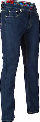 Resistance Jeans Indigo US 38 Fly Racing #6049 478-302~38