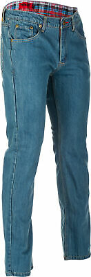 Resistance Jeans Blue US 40 Fly Racing #6049 478-303~40