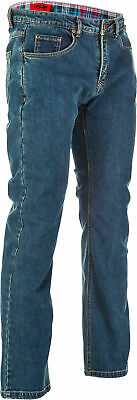 Resistance Jeans Oxford Blue US 38 Fly Racing #6049 478-304~38