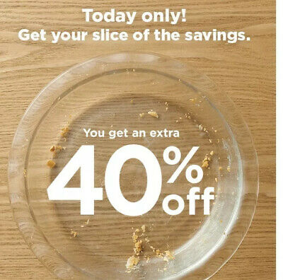 Today Only!!! Kohl's 40% Off code, Expires 11/17, IN STORE OR ONLINE, Fast Ship