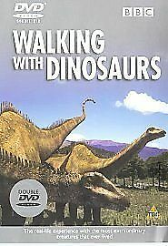 Walking With Dinosaurs BBC DVD (DVD, 2000) 2 Disc set