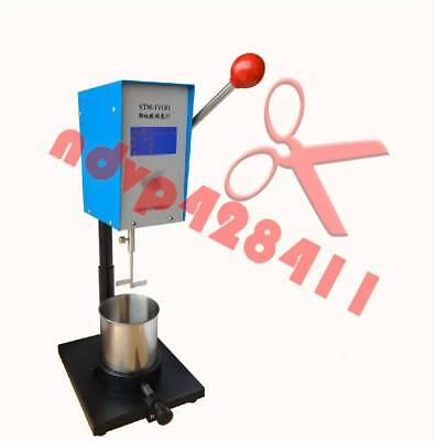 STM-IV(B) Digital Stormer Viscometer with Temp Display Paint Ink Tester 220V