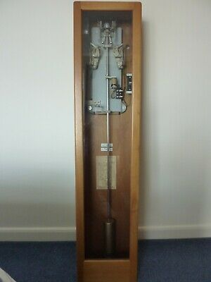 Gents of Leicester Master Clock ex GPO Exchange