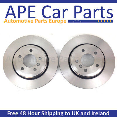 Vauxhall Monterey 3.1 TD SUV 112 Front Brake Pads Discs 280mm Vented
