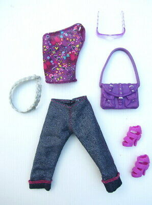 BARBIE DOLL - Genuine Clothes & Accessories - Complete Outfit #22 - Modern Body