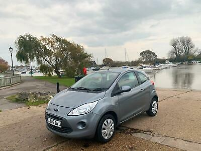 2009 Ford Ka 1.2 Style + 3 Door Hatchback Silver (£30 A Year Road Tax)