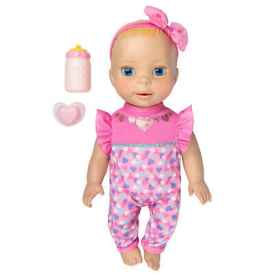 Luvabella Newborn Blonde Hair Interactive Baby Doll * Hot Christmas Toy dolls