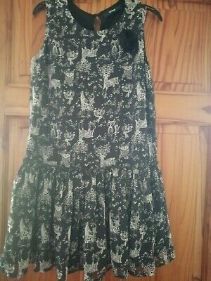 Girls Aged 10-11 Years Dress From George