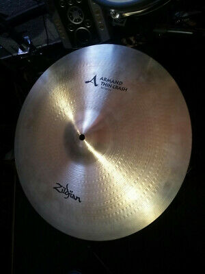 "Zildjian Armand THIN Crash 18"" discontinued"