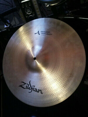 "Zildjian Armand THIN Crash 16"" discontinued"