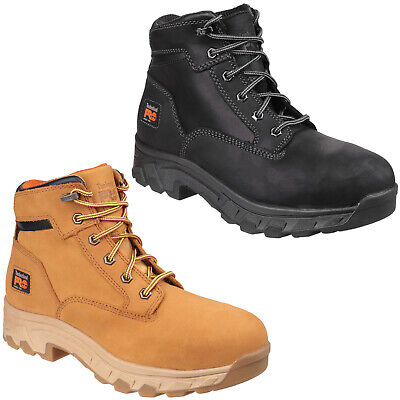 Timberland Pro Mens Workstead Safety Boots Industrial Waterproof Leather Work