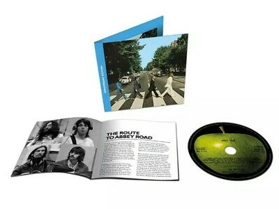 THE BEATLES ABBEY ROAD 50th ANNIVERSARY EDITION NEW/SEALED (FREE POSTAGE)