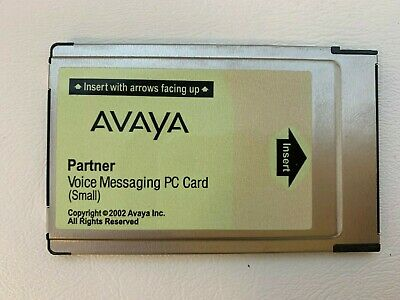 Avaya Partner Voice Messaging PC Card 700226517