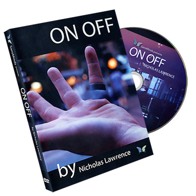 On/Off by Nicholas Lawrence and SansMinds - Magic Tricks
