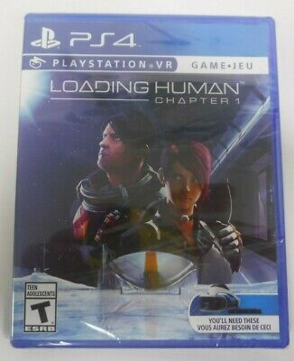Loading Human: Chapter 1 Playstation VR Game JEU (PS4) New Sealed Free Shipping