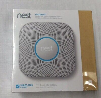 Nest Protect Smoke And Carbon Monoxide Alarm Wired Alerts Your Phone