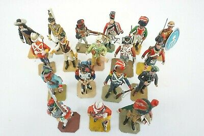 LOT OF 18 CHARLES STADDEN toy soldiers - hand painted RARE