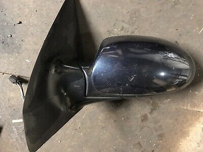MK1 1998-2004 CABLE WING MIRROR BLACK COVER PASSENGER SIDE