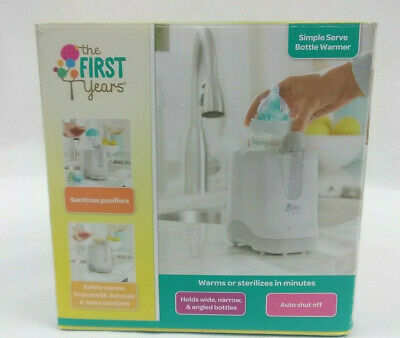The First Years 2-in-1 Simple Serve Bottle Warmer
