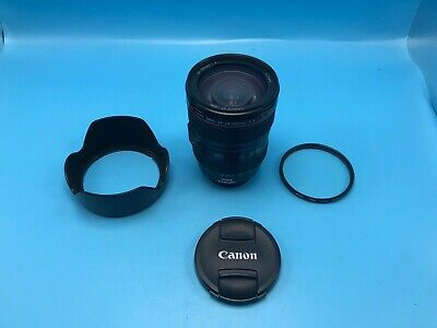Canon EF 24-105mm F4 L IS USM Lens! USPS 2-3 days w/ tracking + insurance!!!!!!!