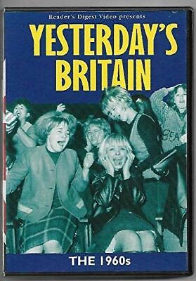 , Yesterday's Britain - The 1940s, 1950s, 1960s, Like New, DVD