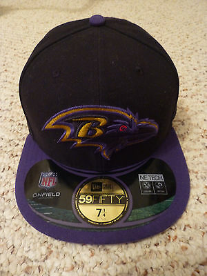 Baltimore Ravens NFL 2013 Thanksgiving 59Fifty (7 1/4) vs. Pittsburgh Steelers