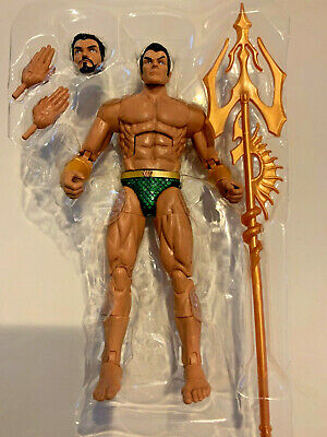 Marvel Legends NAMOR THE SUB MARINER 6 inch Action Figure Loose Free Shipping