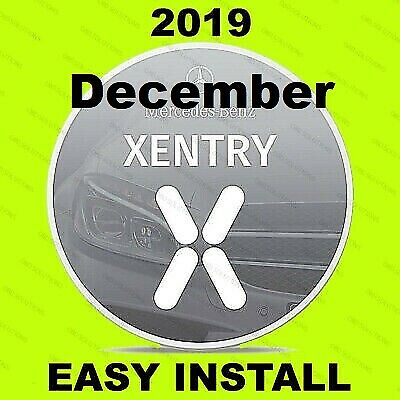 Xentry 2019.12 OPEN SHELL SD C4 C5 Software Star OBD2 Diagnosis MB