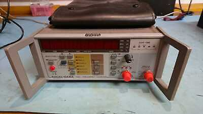 Racal 1998 Frequency counter RF 10Hz to 1.3GHz 1300MHz options m 10 55 04E 60