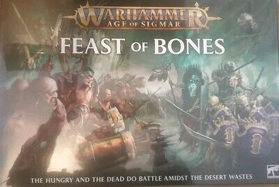 Feast of Bones box set new and sealed - Ossiach Bonereapers and Mawtribes