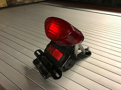 Kawasaki W800/650 tail light assemble