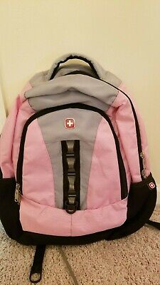 Swissgear backpack pink NEW no tags.