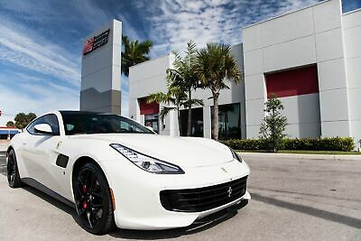 2018 Ferrari GTC4Lusso T  2018 GTC4 LUSSO T - $345K+ MSRP NEW - PANO ROOF - MANY CARBON OPTIONS
