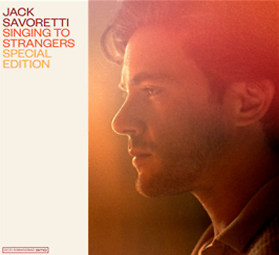Jack Savoretti Singing To Strangers Special Edition 2 CD SET NEW (6THDEC)